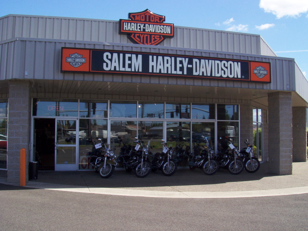 Harley-Davidson Dealers Visited